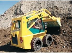 Колесный трактор для обработки леса YANMAR